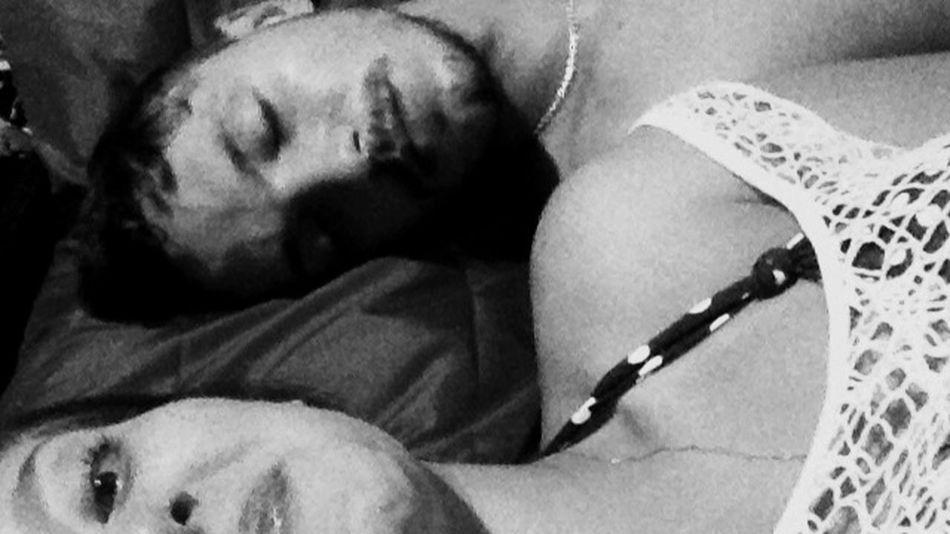 Hahahaha ??? Nano Bebe Sleeping