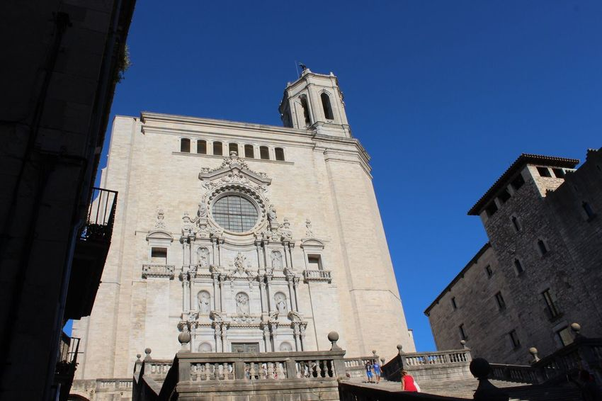 Girona Cathedral Girona Gironamenamora