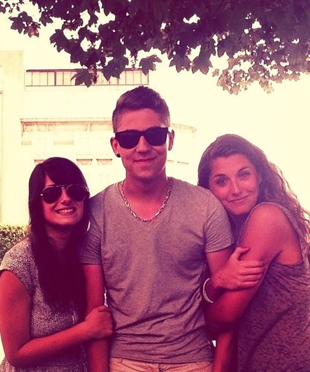 mes amis, mes amours
