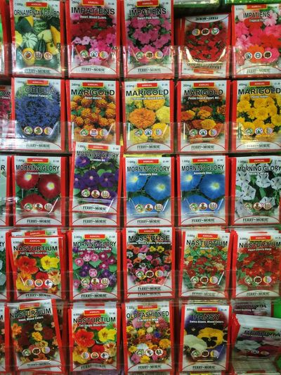 Seeds Flower Seeds Seed Packets Garden Seeds Shopping For Seeds Home Center Spring Flowers Spring Plants Garden Garden Photography