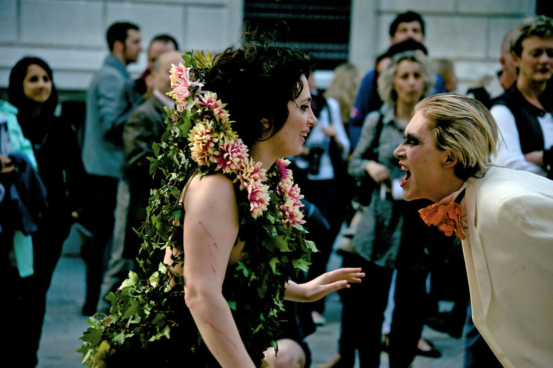 victims and perpetrators Candid Connection Flower Lifestyles Lisa De Iuri Maria Sanchez Puyade Medium Group Of People Outdoors People Perpetrator Show Streetphotography Togetherness Trieste Victims EyEm New Here Art Is Everywhere Press For Progress