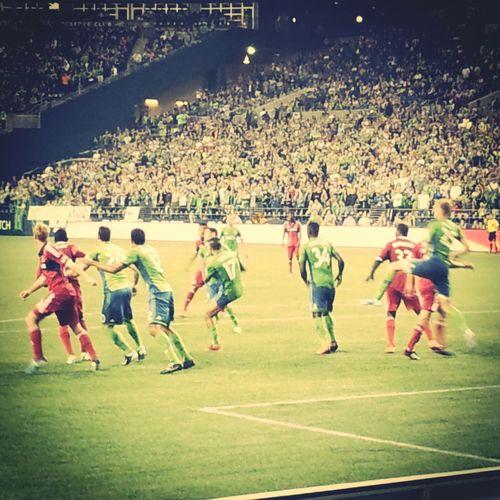 Sounders Soccer Seattle