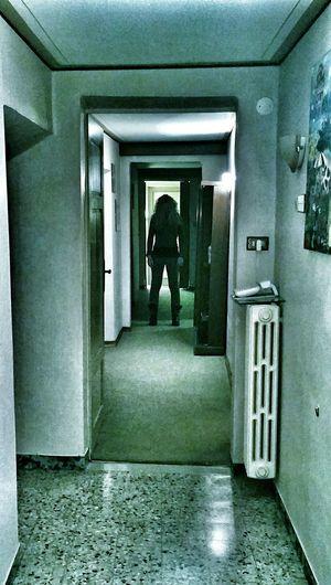 Face Me Horror Fear Italian House Paura Monsters