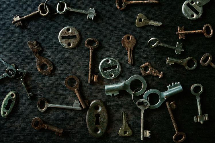 Keys Creativity
