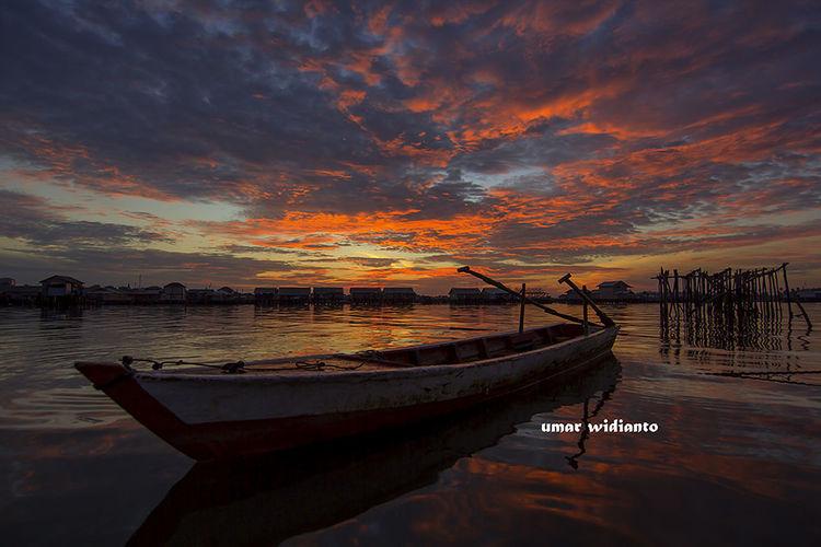 Sunset rimba