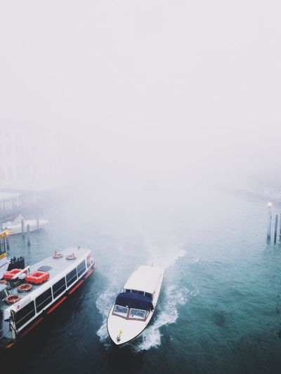 Traveling Home For The Holidays Italy Italia Venezia Venice, Italy Celestalis Celestalisblue Fog