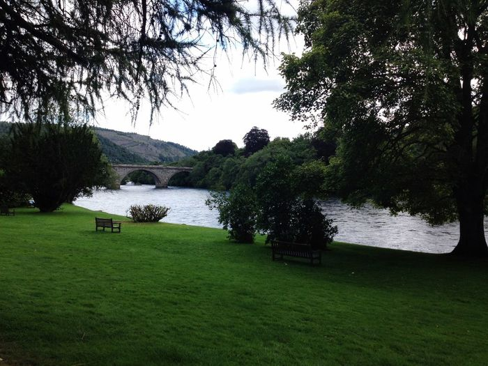 Dunkeld Scotland Town Beautiful River RiverTay Riverside Walking Peace Beauty Water Nature Trees 🌳