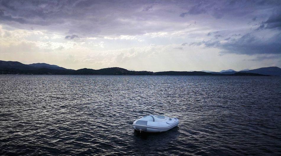 Seascape Sea Shiny EyeEm Selects Tender Photo Photography Water Nautical Vessel Mountain Astrology Sign Sunset Lake Sky Landscape Cloud - Sky Salt - Mineral Coast Horizon Over Water Calm