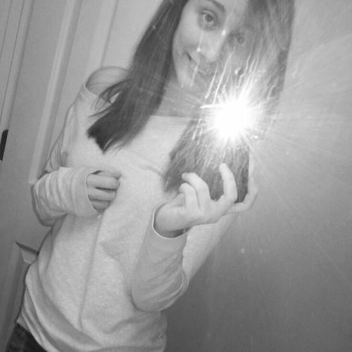 Black And White <3