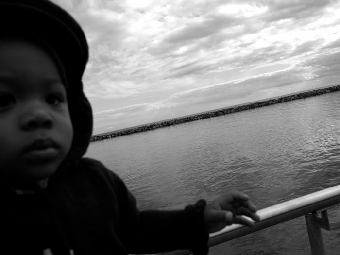 It seems we've known each other for so many years. Love truly is effortless.The smallest best friend I have...Élijah (son) Portrait Water_collection Bw_collection Subtlelight