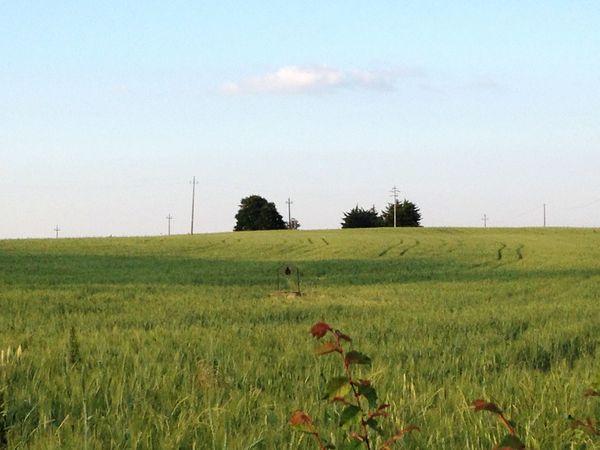 Pozzo Paesaggio Cross Taking Photos Hello World Gladiator 300 Landscape