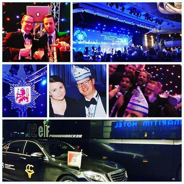 Galanacht in Blau & Weiss Karneval Ball PrinzengardeBlauWeiss CorpsdeJeunesse Marítim Düsseldorf Latergram AboutLastNight