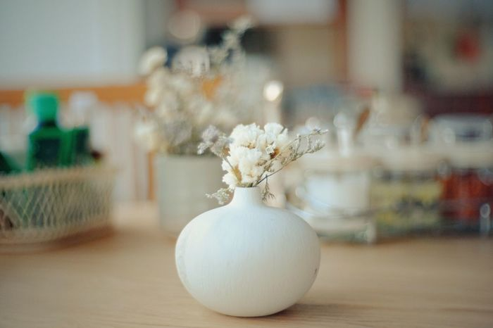 WhiteCollection #whiteflower #breakfast #café #decoration