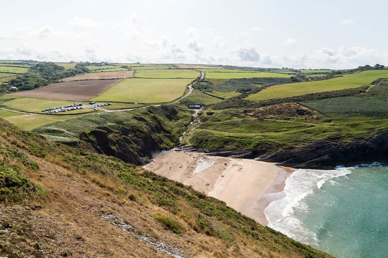 Mwnt Beach near Cardigan in Wales... Beach British Coast British Coastline Cardigan Cardigan Bay Coast Coastline Countryside Landscape Landscapes Mwnt Mwnt Beach Sea Sea And Sky Seascape Seaside Summer Summertime Travel Travel Photography Uk Beach Wales Welsh Beaches Welsh Coast Welsh Coastline