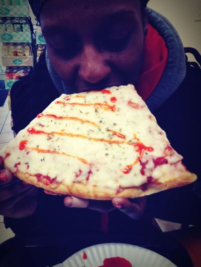 Customizing Piza Pizza SLICE Cheese Pizza Time Lunch Time! Pizzaria Slices Of Life Customized