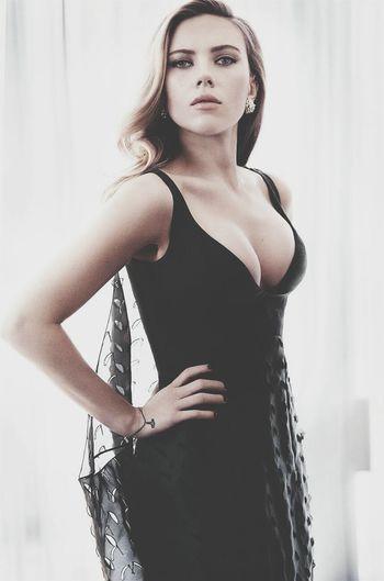 Scarlett Johansson First Eyeem Photo