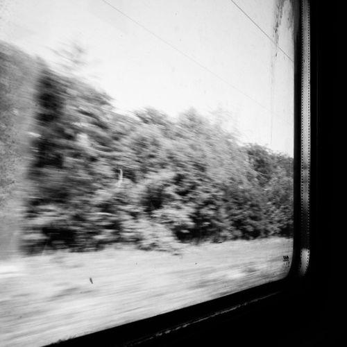 I'm back! Vinnytsia Trip Railway View window