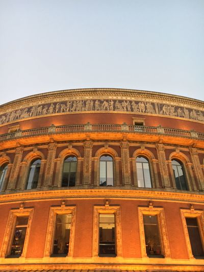 Architecture Outdoors Building Exterior RoyalAlbertHall First Eyeem Photo