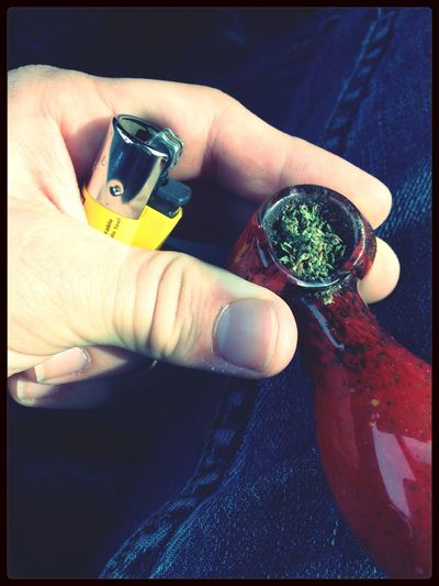 First Eyeem Photo Punk Suburbanpunk Marijuana Weed Pipe