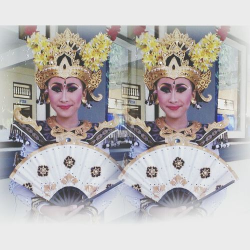 Bali Pelegongan Mithya Dance Hello World