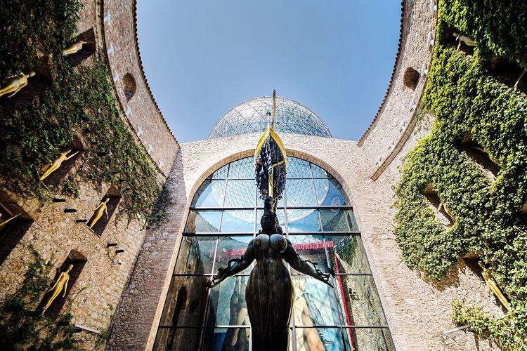 Museum Dalí SPAIN DmitryBarykin Salvador Salvadordali