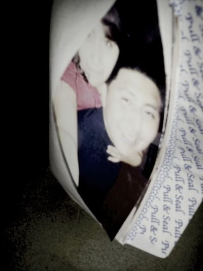 Envelope Full Of Our Pictures For Him