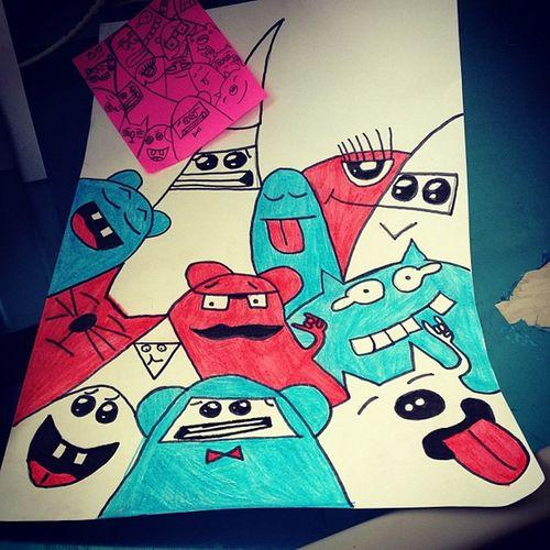 Olha meu desenho quem gostou da um Curtir Euamo Like