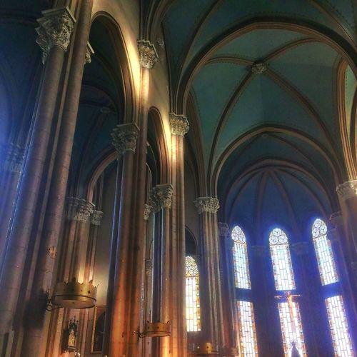Church Architecture Istanbul HTCOneX