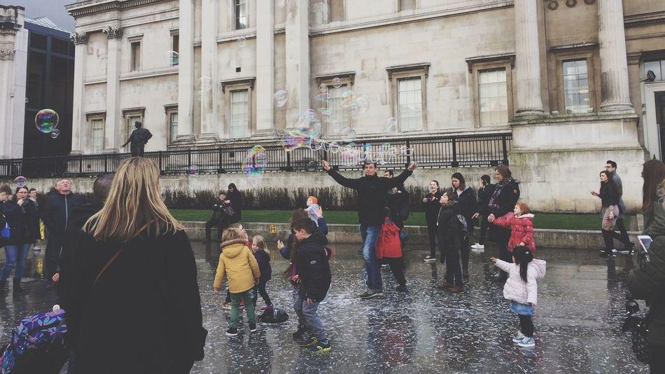 Fun Lifestyles City People Day Musiam Kids Children
