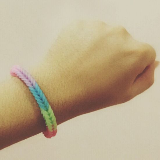 I'm in. Loombands On. ∽