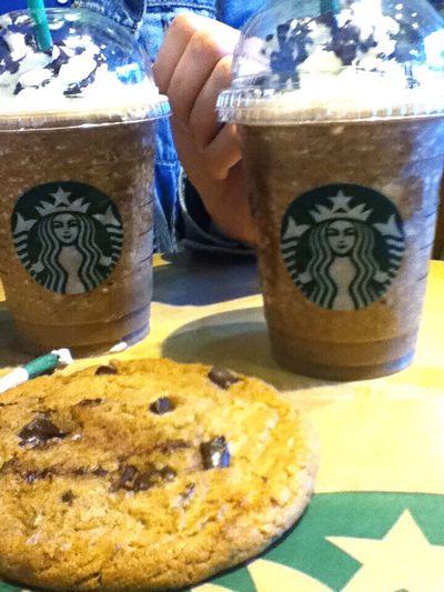 Starbucks Time Cookies🍪