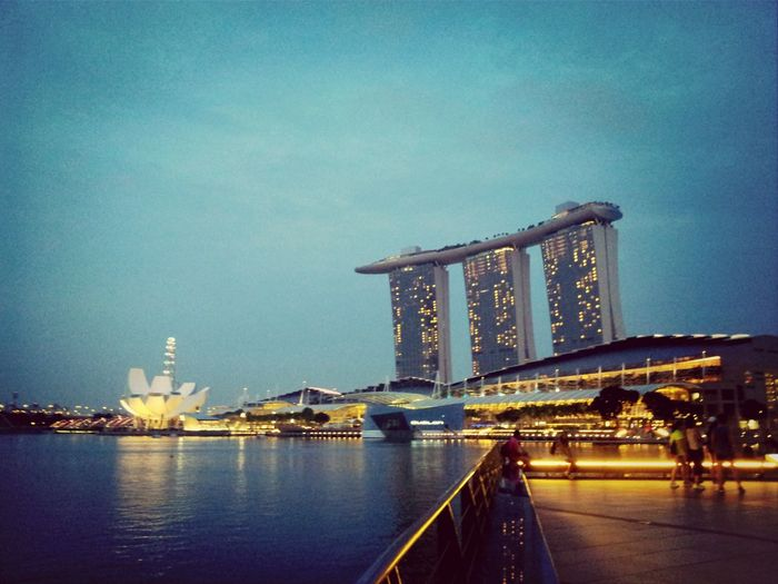 Marinabaysands Singapore Lovetravelling