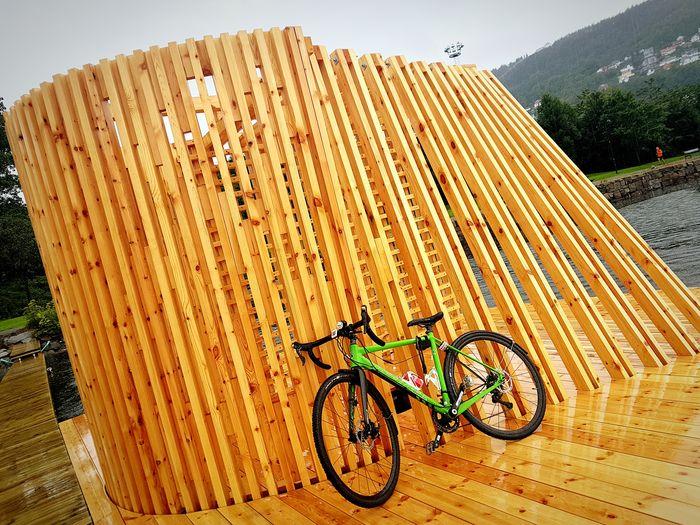 EyeEm Selects Ado Bergen Norway🇳🇴 Norway Bergen,Norway Hordaland Europe Scandinavia Bicycle Outdoors Day No People
