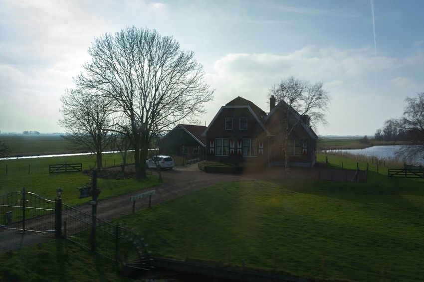 Hello World Relaxing Marken Nederland Nederlands Landscape_photography Architecture Sky Enjoying Life Landscape Travel Photography EyeEm Best Shots EyeEm Gallery Travel Destinations Sky And Clouds Clouds And Sky Clouds Cloud And Sky Open Edit OpenEdit Volendam Away Road The Road