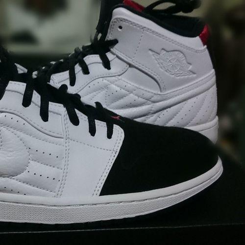 Loving dem Js... Kicks Jordans Swoosh Nike 99blacktoe
