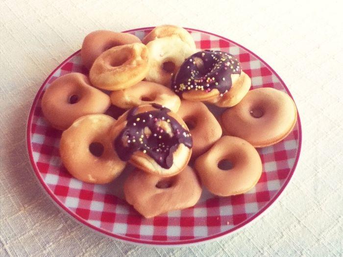 Miam Miam  Making Donuts