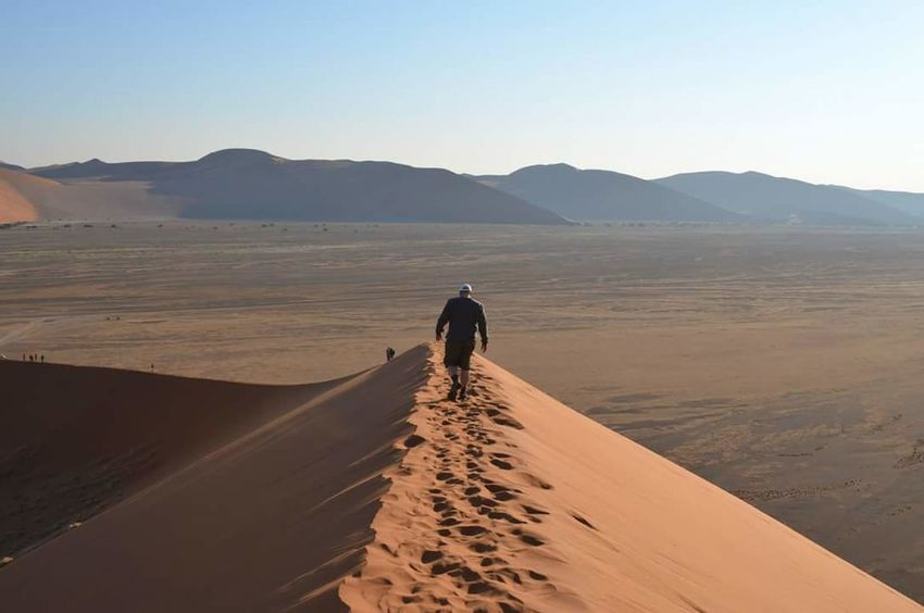 43 golden moments First Eyeem Photo Namibia Namib Dunes Desert Dunes