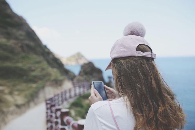 一个人最幸福的时刻, 就是找对了人, 他(她)从容你的习惯, 并爱着你的一切。 Sky Backwaters Lost Heartwarming