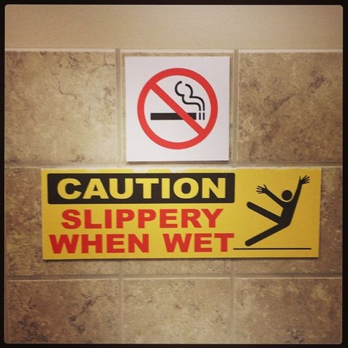 If you slip & fall in this restroom be sure to do Bob Fosse jazz hands on your way down. Moderndance Jokesnoonegets