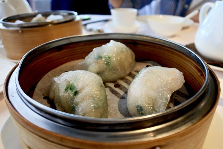 Asian Food Bamboo Steamer Bowl Chinese Dumplings Chinese Food Close-up Dim Sum Dim Sum Lunch Dumpling  Dumplings Focus On Foreground Food Freshness Indulgence Lunch Meal No People Ready-to-eat Selective Focus Serving Size Steamed  Steamed Dumplings Steamer Still Life Temptation Visual Feast