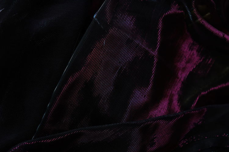 Full frame shot of abstract pattern on black background