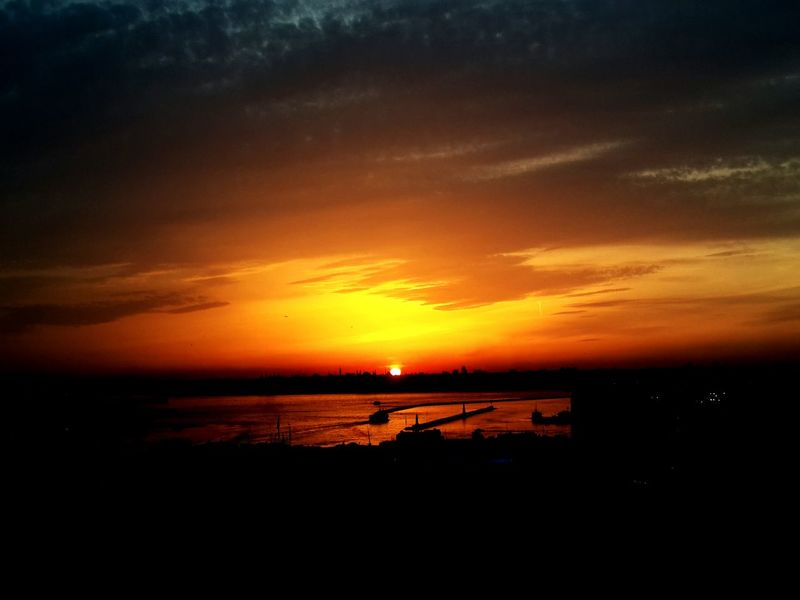 Istanbul Kadıköy Sunset Best Sunset