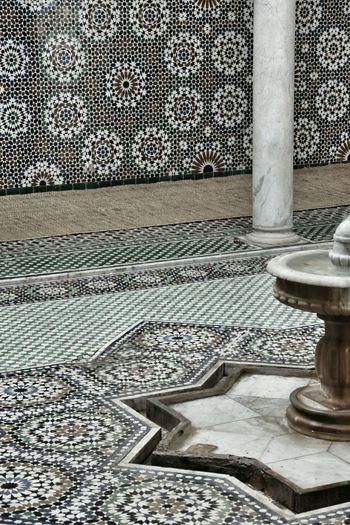 Morocco Mosaic