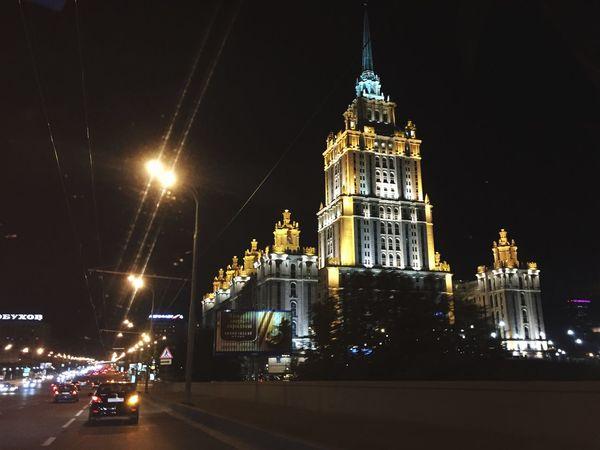 Seven Sisters Stalin Architecture