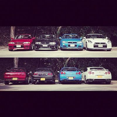 Which one will you chose?? R33<3 Jdm Skyline Sexyaf Cars
