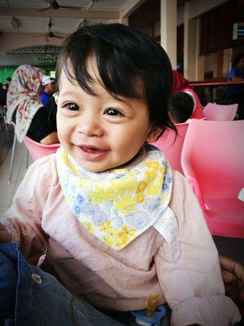 Hello Smiling Cute Malaikaeliya Happiness Baby HuweiP9plus MummydaddyloveUsomuch Huaweibestwei Leica Lens Makeitpossible DualCamera Babylife Babygirl Baby Photography