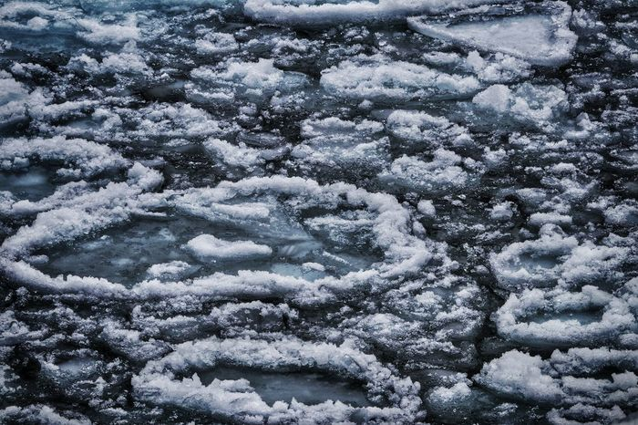 Ice on the great Superior Close-up Go Higher The Great Outdoors - 2018 EyeEm Awards