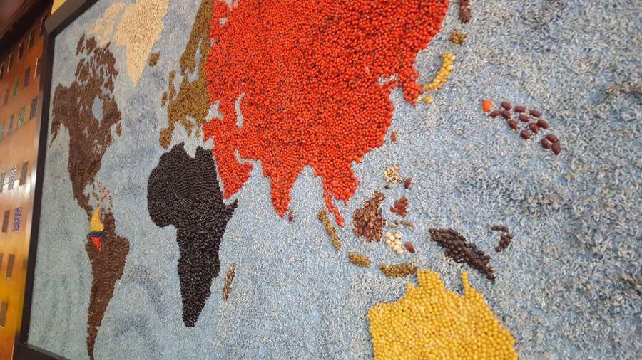 The Week On EyeEm Rice Beans Corn Map