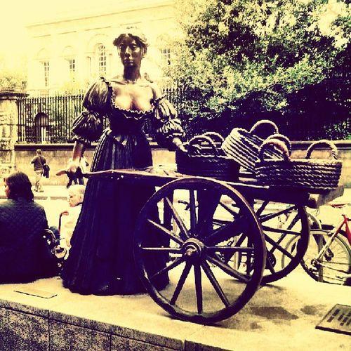 """Ireland Dublin Mollymalone """"il mio mito"""""""