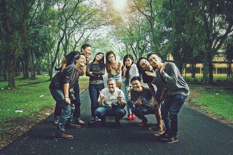 Medan Team Photoshoot Hunting